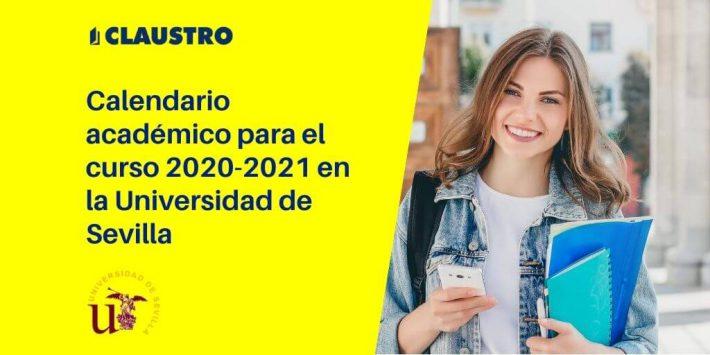 Se retrasa el inicio del curso universitario 2020-2021 en la Universidad de Sevilla
