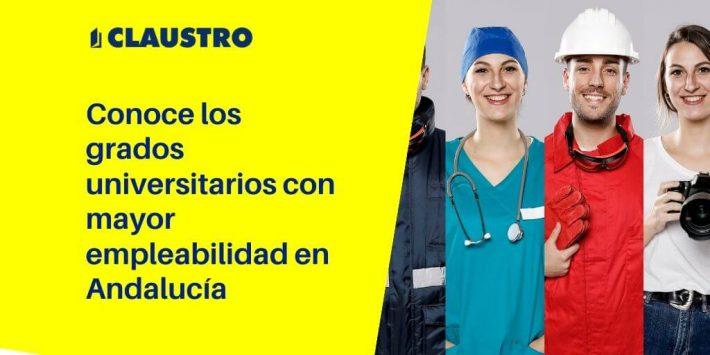 ¿Qué carreras universitarias tienen pleno empleo en Andalucía?