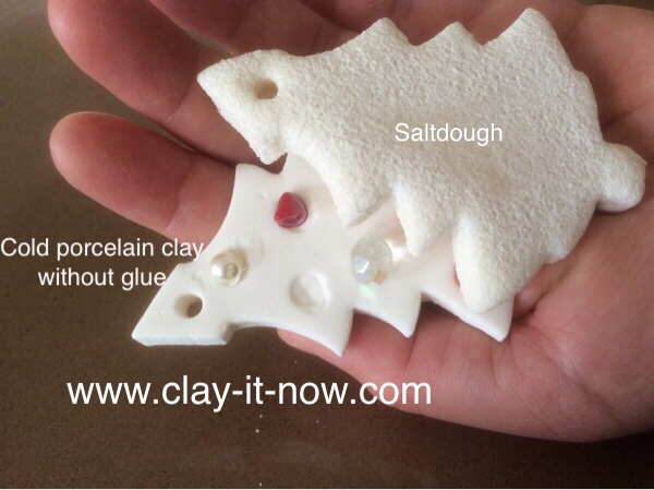 Cold Porcelain Without Glue Its Better Than Saltdough