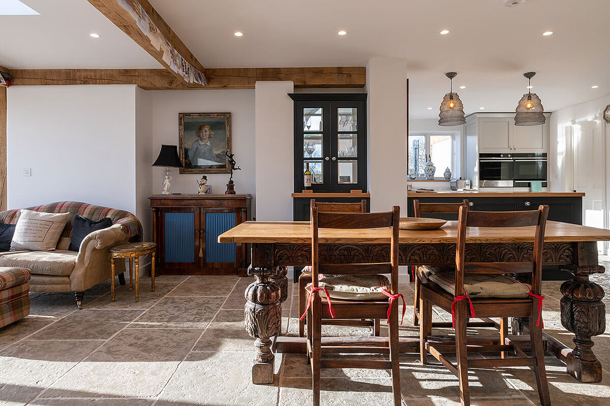 Natural Limestone Flooring