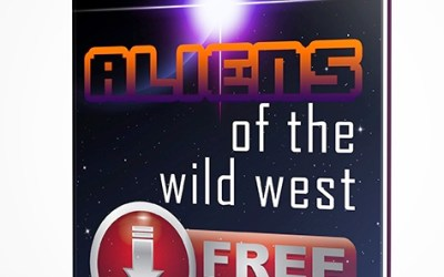 How About a Free Short Story Audiobook & eBook? The Aliens of the Wild West