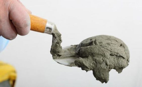 Image result for difference between cement and concrete