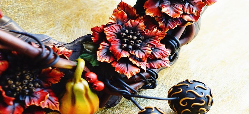 Clay_art_Wreath