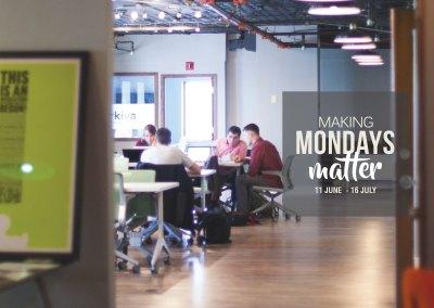 Making Monday's Matter