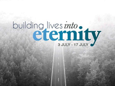 Building Our Lives Into Eternity