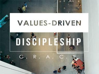 Values Driven Discipleship