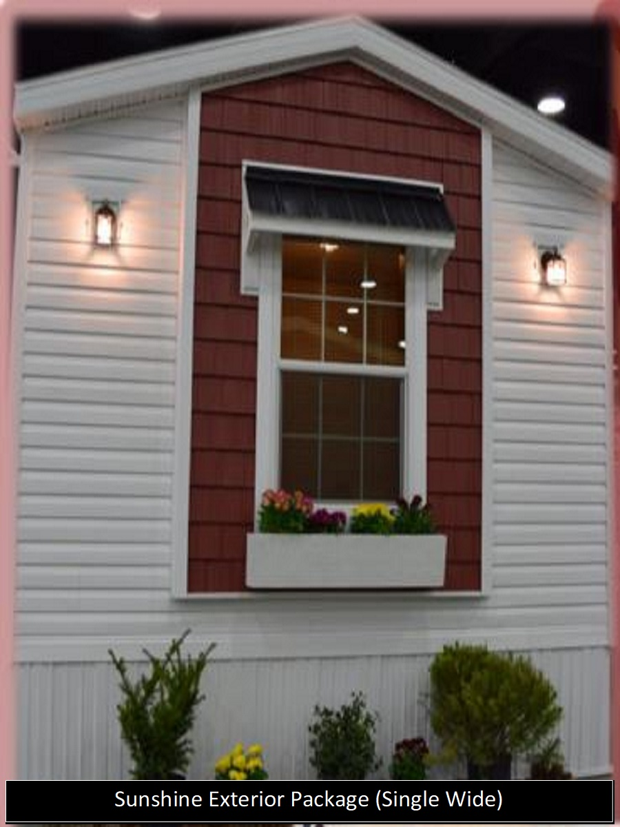 Exterior Home Customization Options Clayton Homes