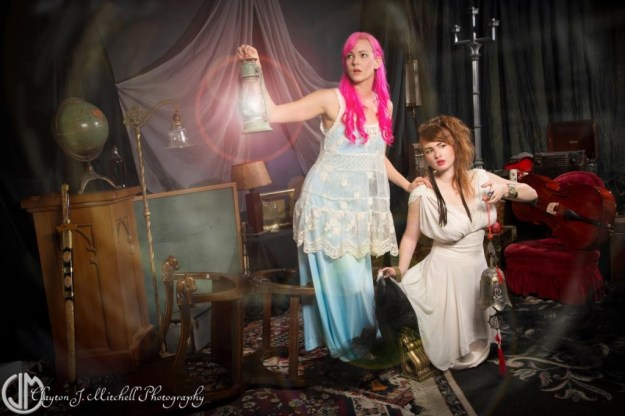 Persephone and Demeter Escape From Hades Photograph