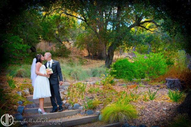 romantic wedding photography San Rafael CA
