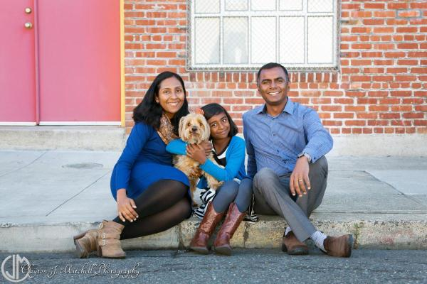 Urban Family Portraits with Pets - Alameda, CA | Clayton J ...