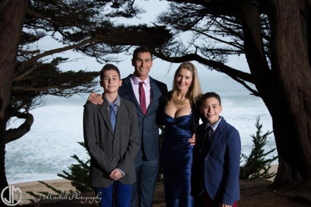 Family portrait Pacifica CA