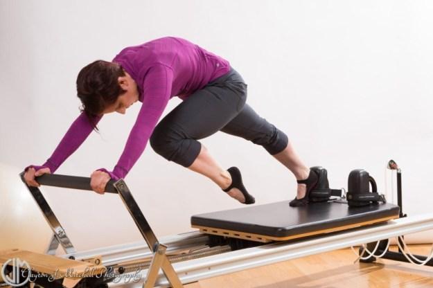 Pilates photograph