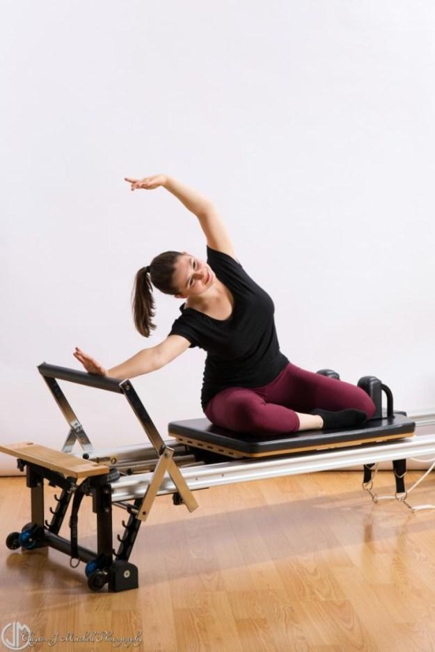 pilates fitness photography