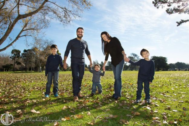 Alameda Family Portrait Session
