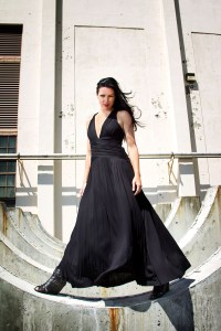 Alameda naval base fashion in black