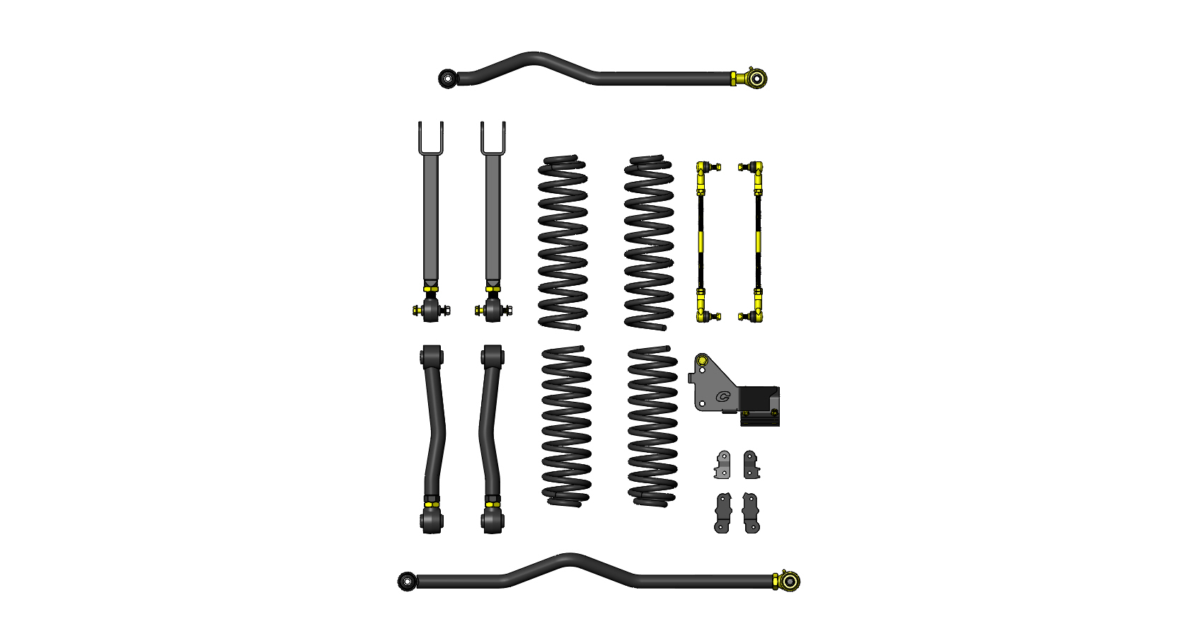 Jeep Wrangler 3 5 Entry Level Lift Kit Jk 2