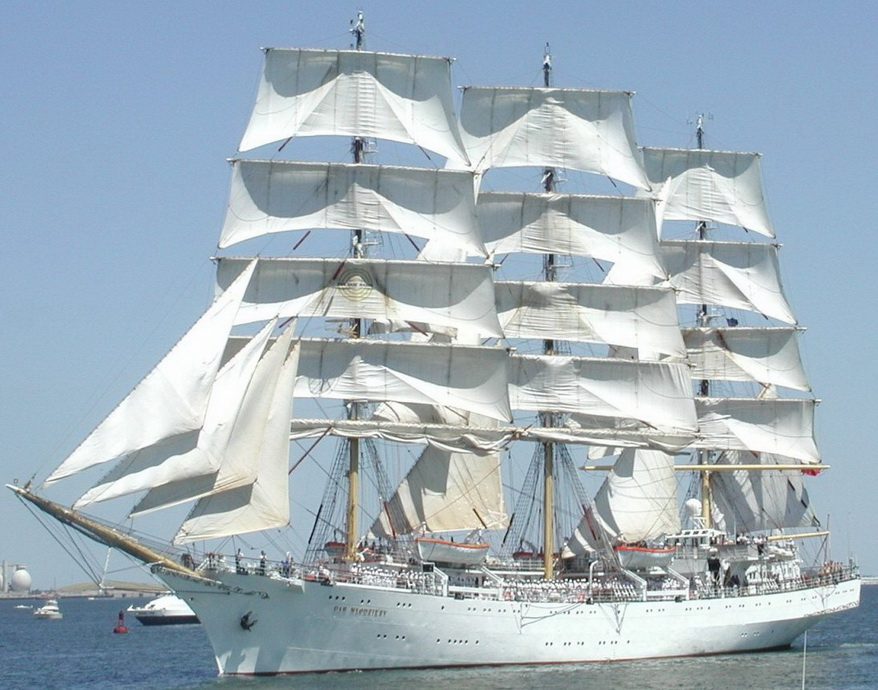 SISTERS OF THE SEA International Tall Ships