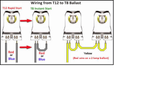 CLC Bulbs » Blog Archive » T12 toT8, Simplifed Wiring for