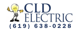 cld electric san diego electrician logo