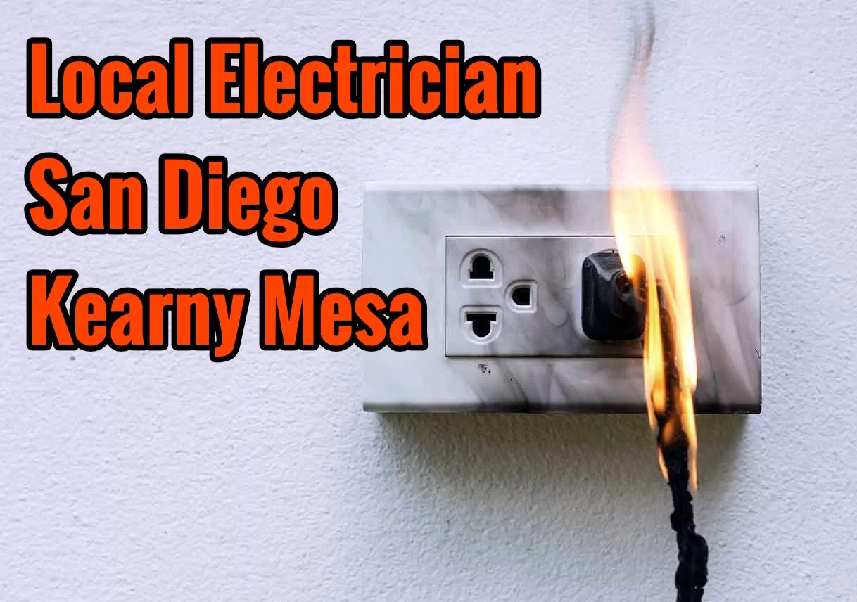 Local Electrician San Diego Kearny Mesa