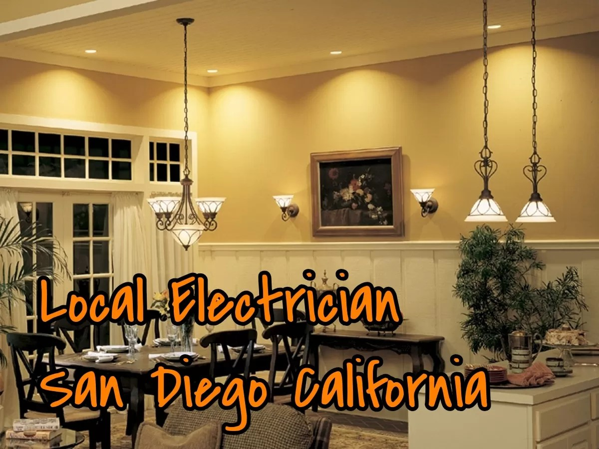 Local Electrician San Diego California