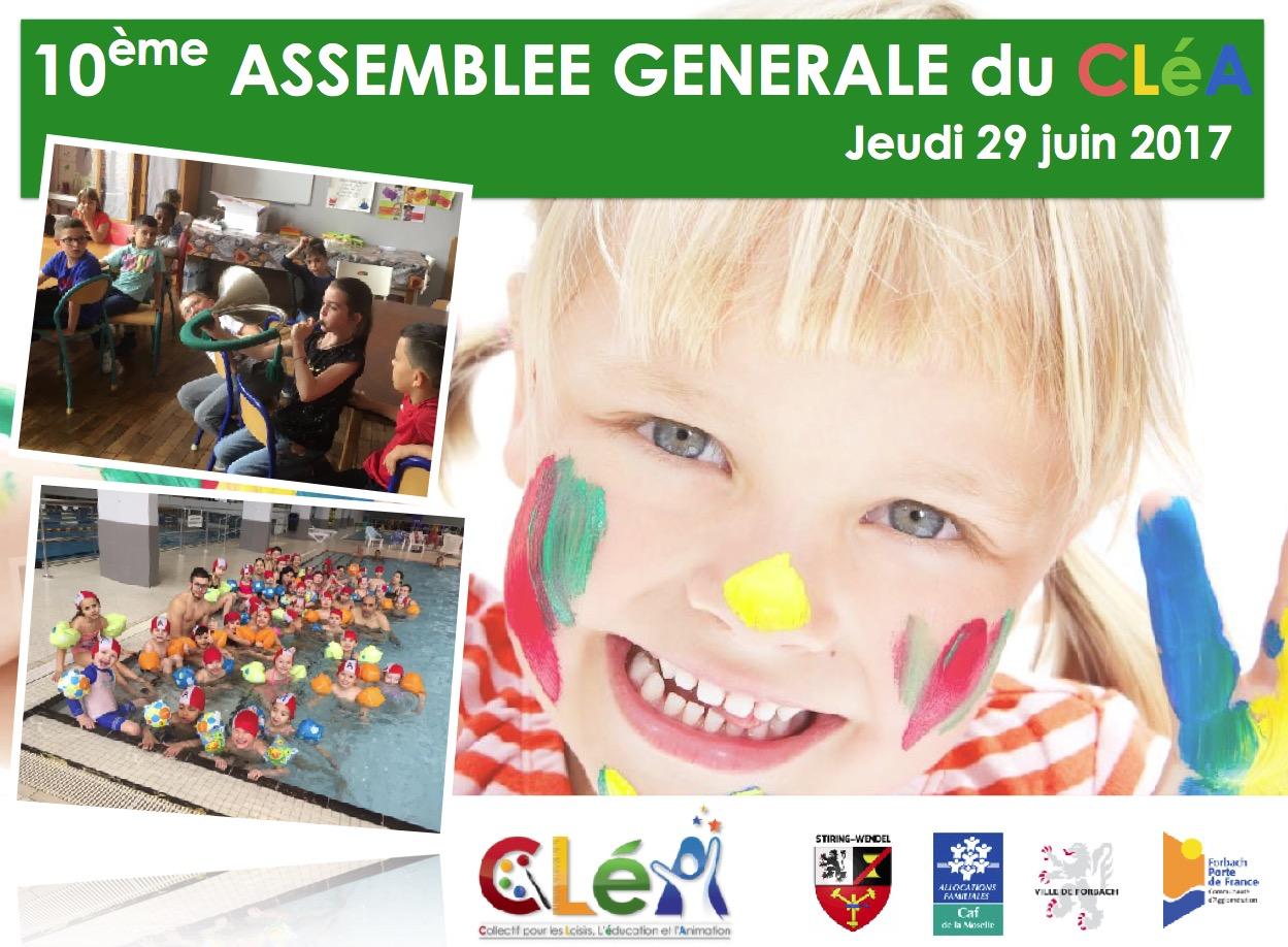 Assemblée Générale du 29/06/2017 - Présentation