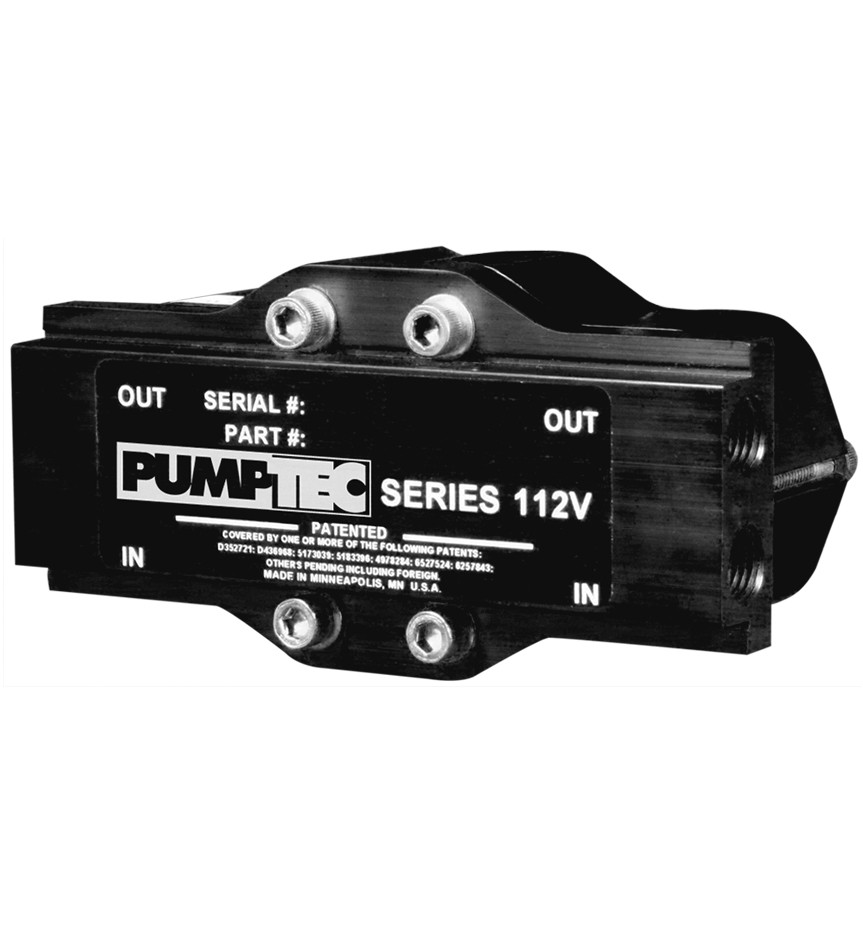 Pumptec 112v-60013-300psi-pump