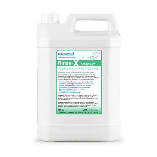 carpet cleaning chemicals
