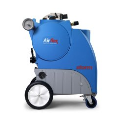 Airflex Storm Carpet Cleaning Machines Side View