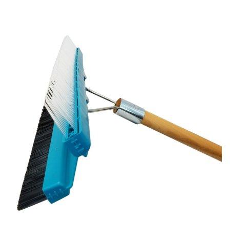 Grandi-groom brush combo tool
