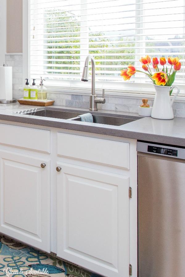 under kitchen sink organization ideas clean and scentsible