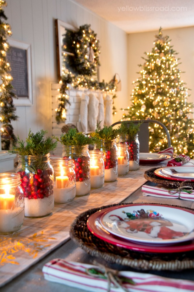 Marvellous Easy To Do Christmas Decorations 93 On Small Home Remodel Ideas With