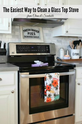 How to Clean the Kitchen   February HOD   Clean and Scentsible Great kitchen cleaning tips for EVERYTHING in your kitchen