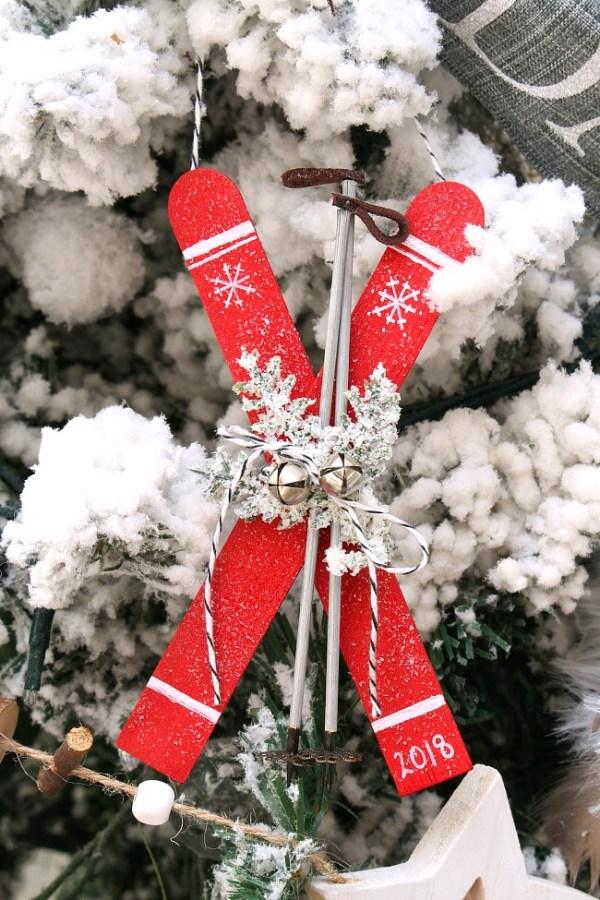christmas ornaments popsicle sticks # 52
