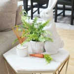 Spring Living Room Decor Clean And Scentsible