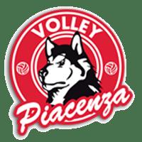 Logo Volley Piacenza