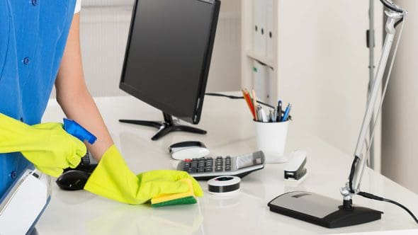 routine cleaning services