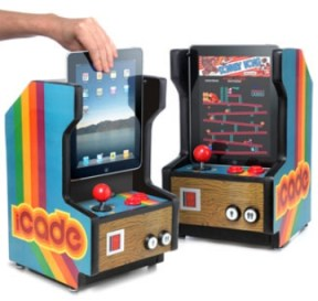 thinkgeek iCade iPad - April Fools
