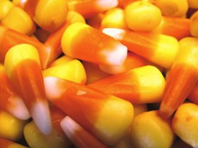 Halloween Candy Corn Poison