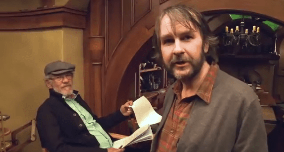 Peter Jackson Hobbit Preview Video