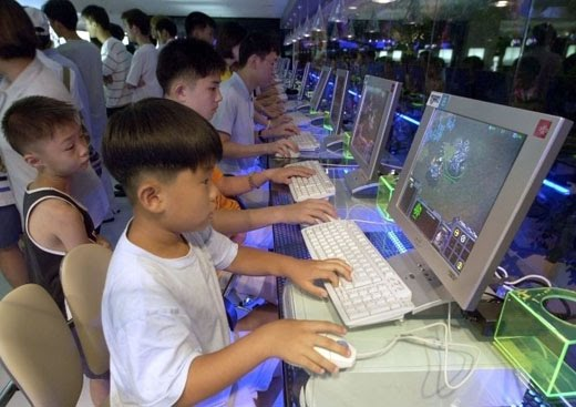 South Korea Video Games Internet