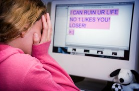 cyberbullying child