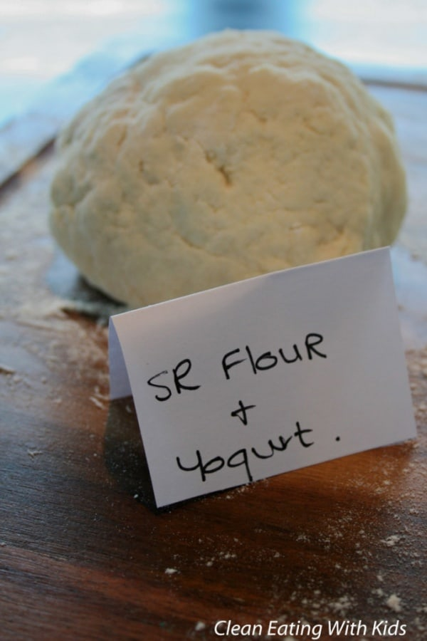 Two Ingredient Pizza Dough-2