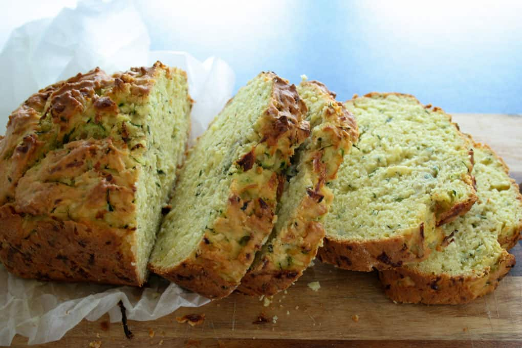 clean eating zucchini bread french toast-15