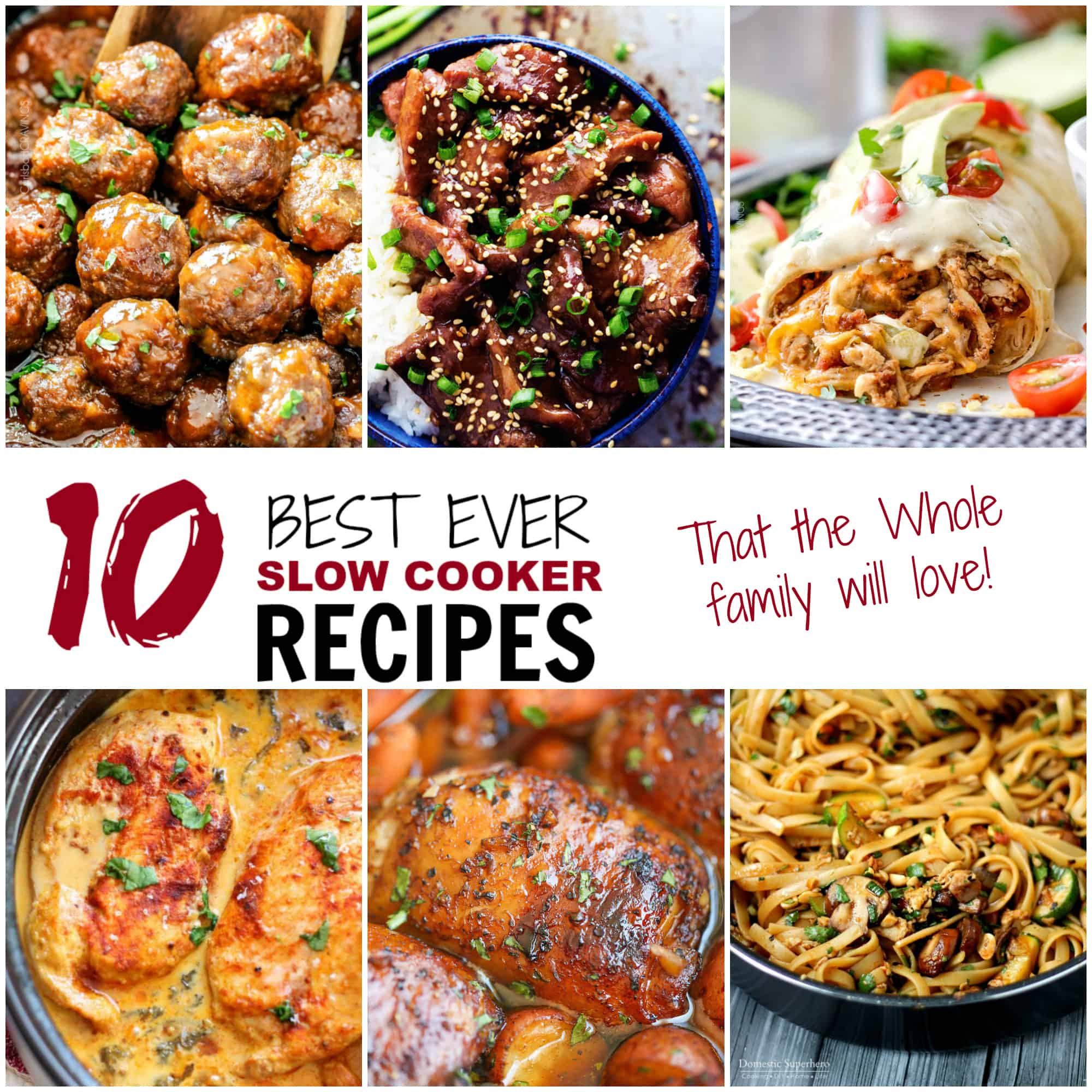 10 Of The Best Clean Eating Crockpot Recipes That Kids Love Clean Eating With Kids