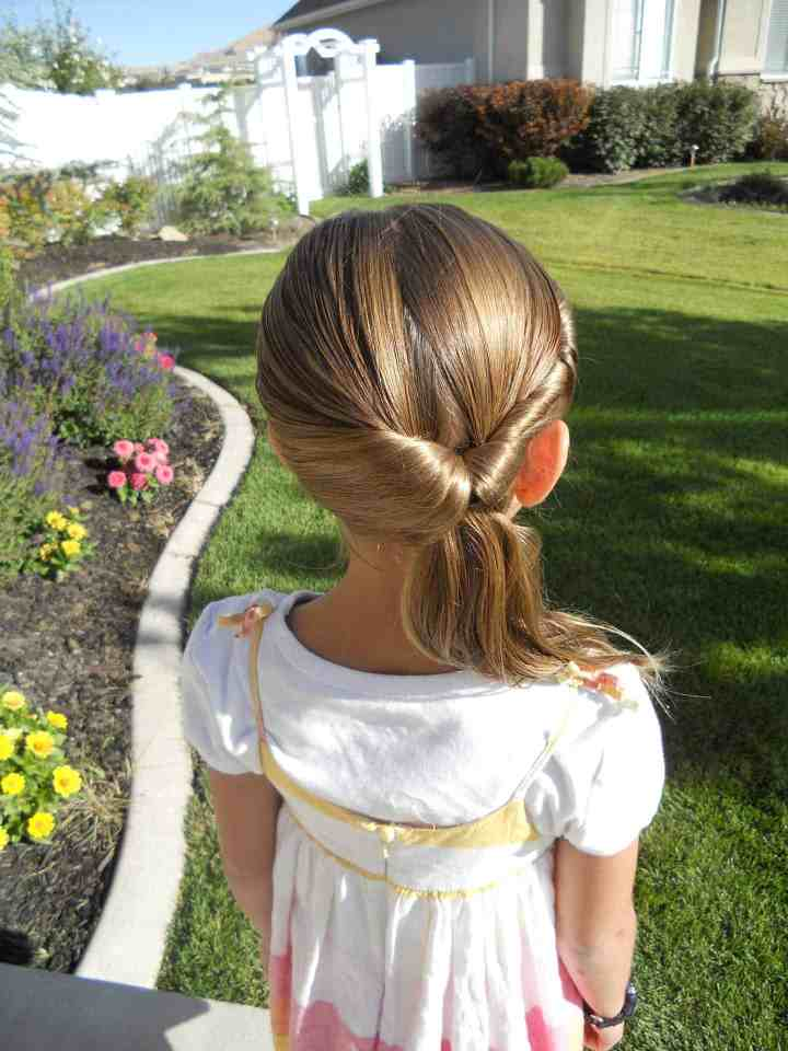 8 Beyond Easy 5 minutes Hairstyles for crazy back to school