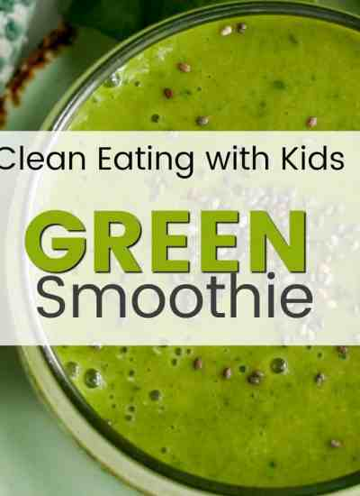 This delicious smoothie is Kid Approved, tastes great and freezes brilliantly!