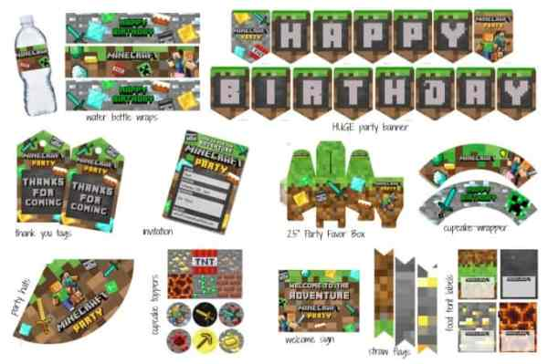 minecraft printable images # 31