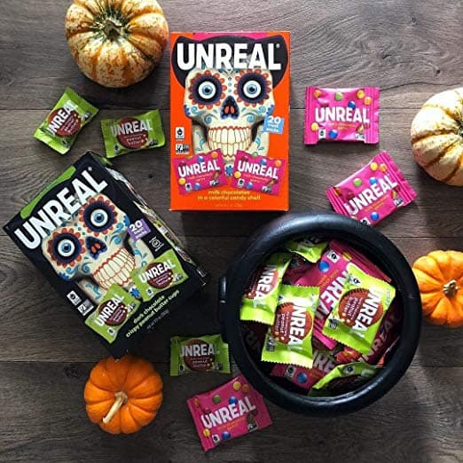 10 Healthy candy options for halloween