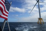 Block Island Wind Farm. Photo by Val Stori, Clean Energy Group.